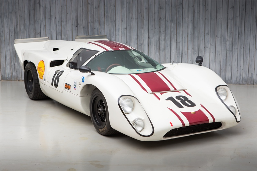 Lola T70 Mk3B For Sale at William I'Anson Ltd