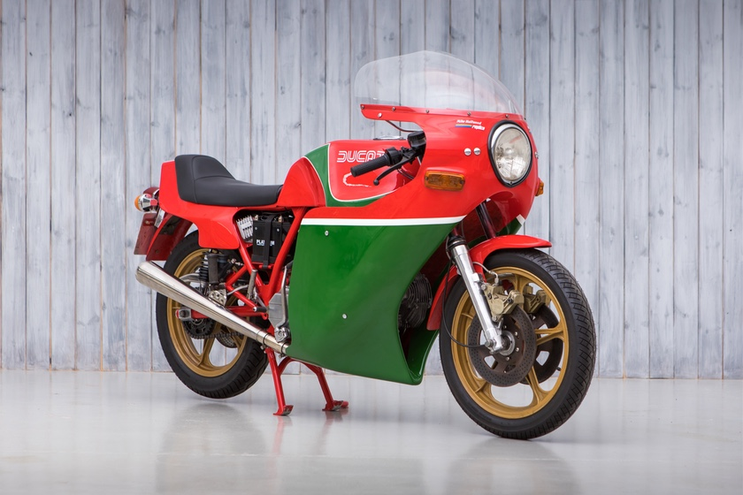 1979 Ducati 860 SS Mike Hailwood Replica For Sale at William I'Anson Ltd