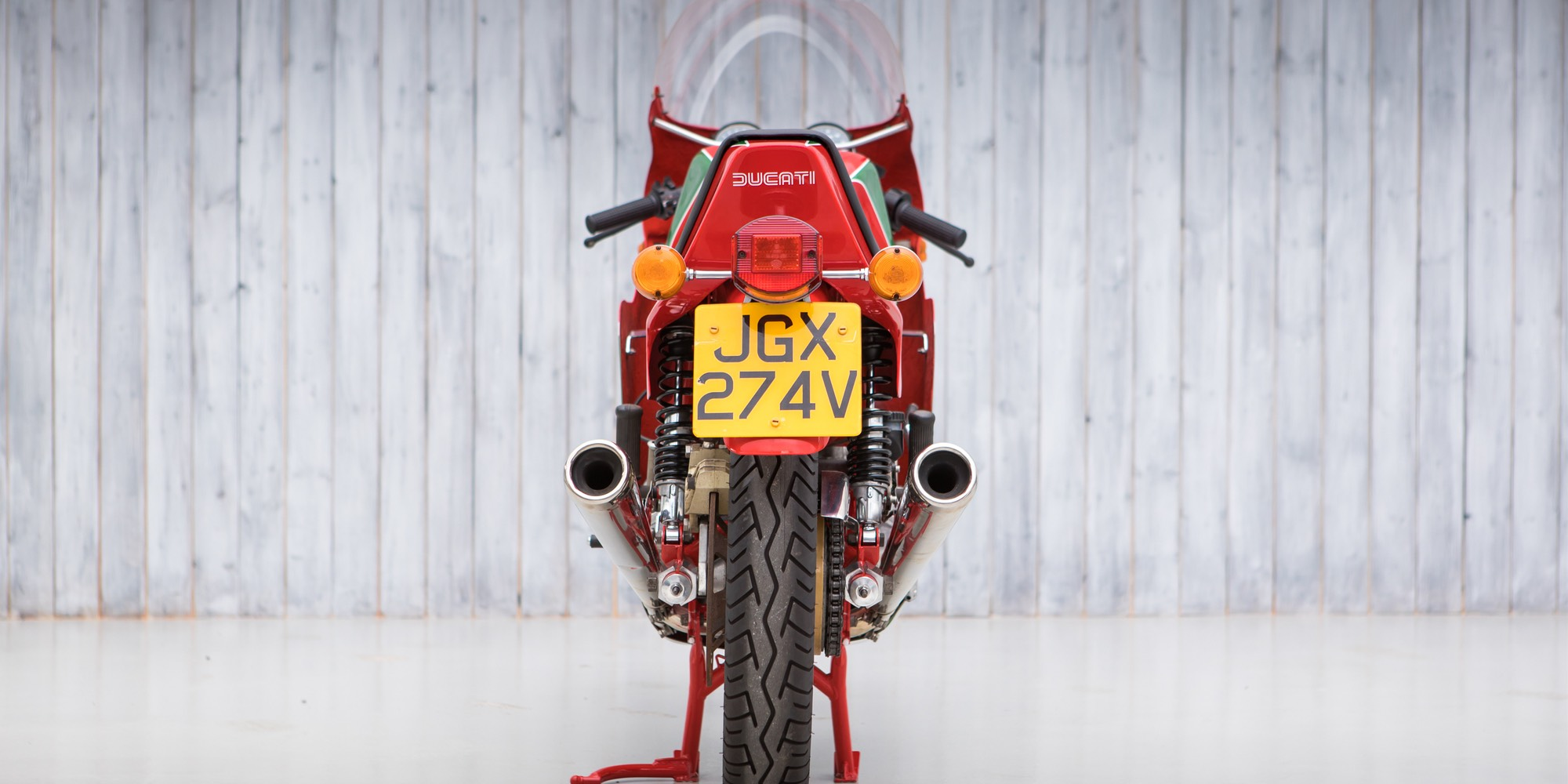 The 17th Produced 1979 Ducati 900 SS Mike Hailwood Replica Series 1