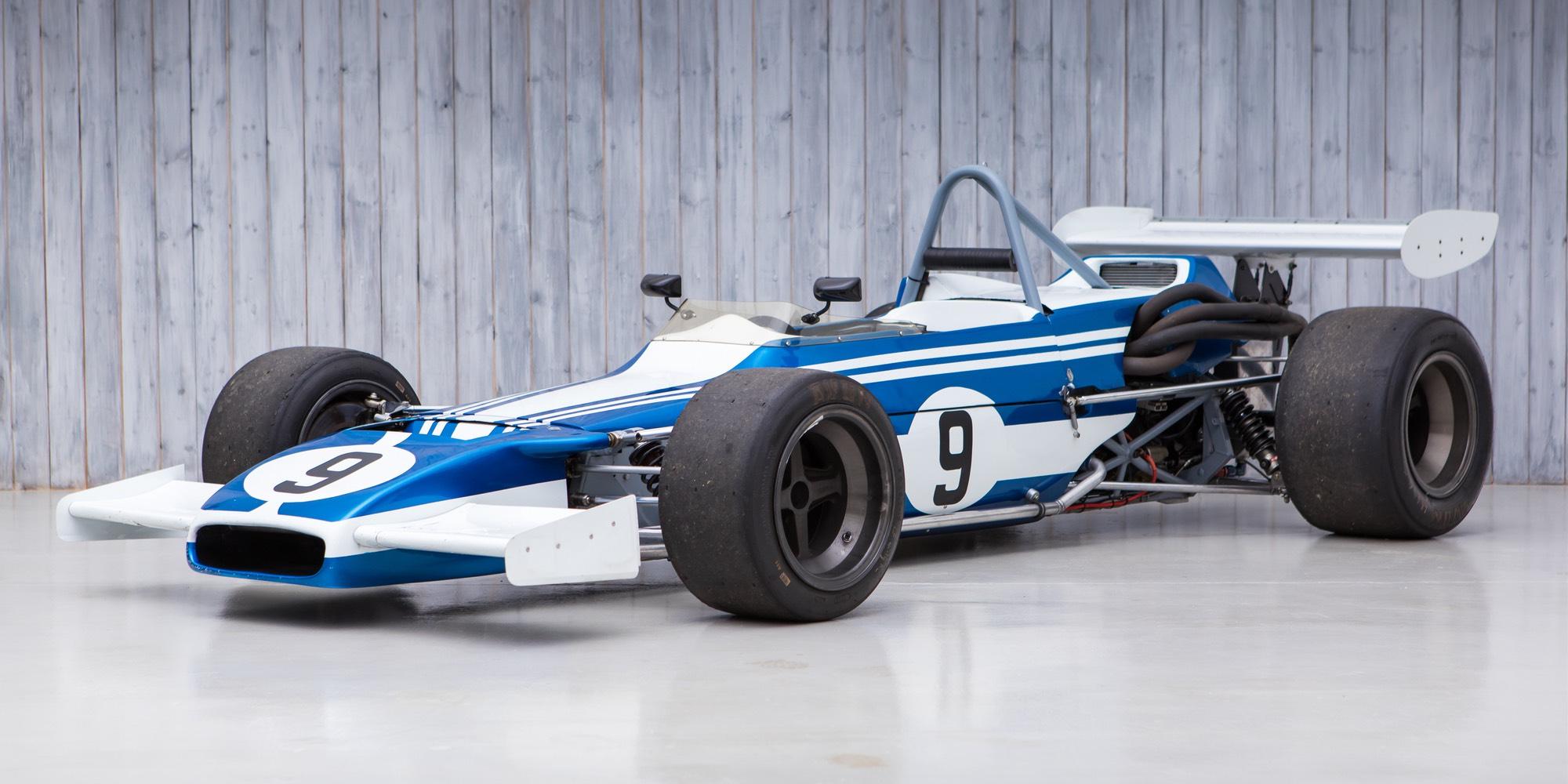 1969 Winkelmann WDB2 Formula Atlantic