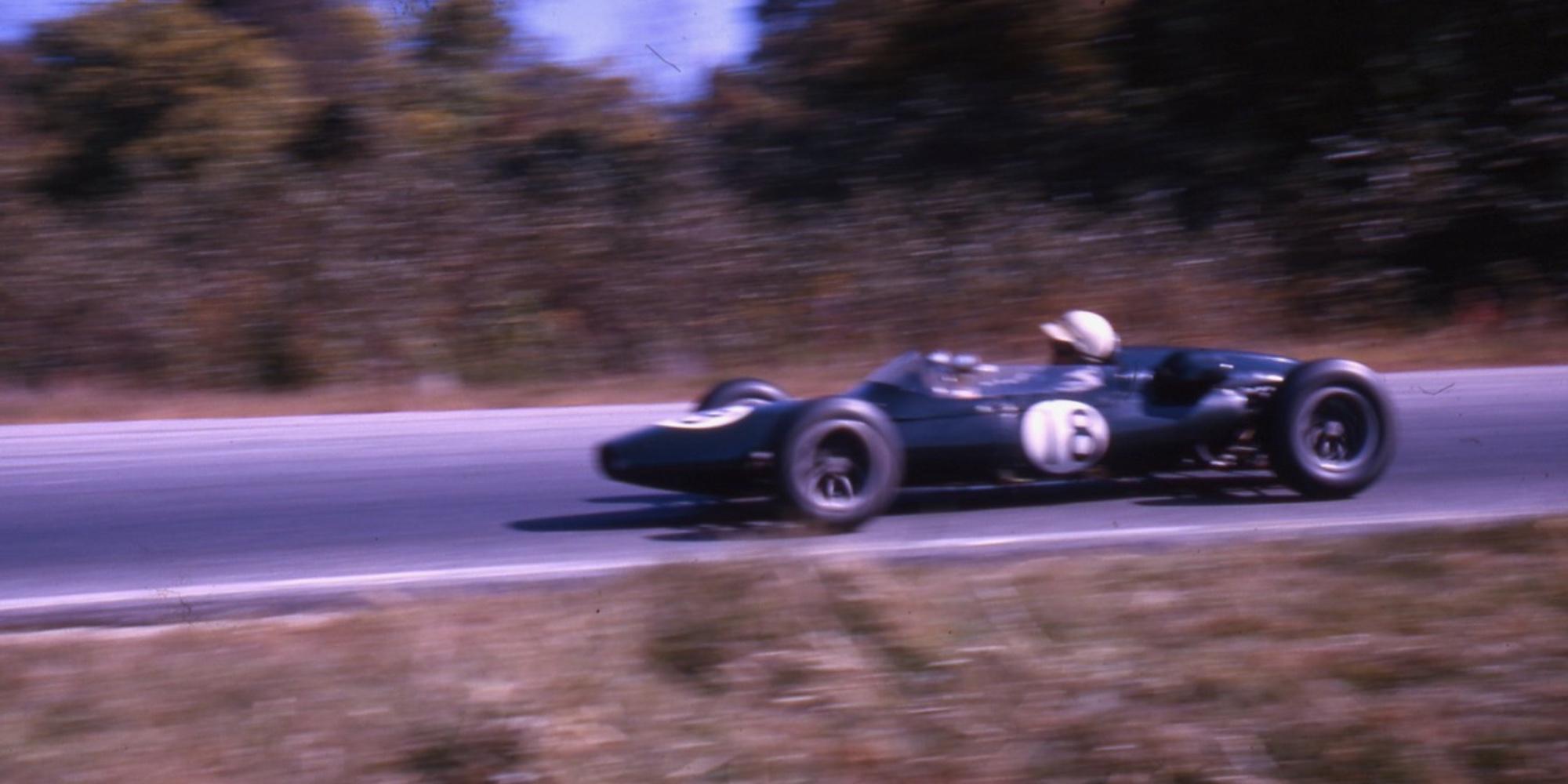 The Ex – Suzy & Chuck Dietrich 1962 Cooper T59 Formula Junior
