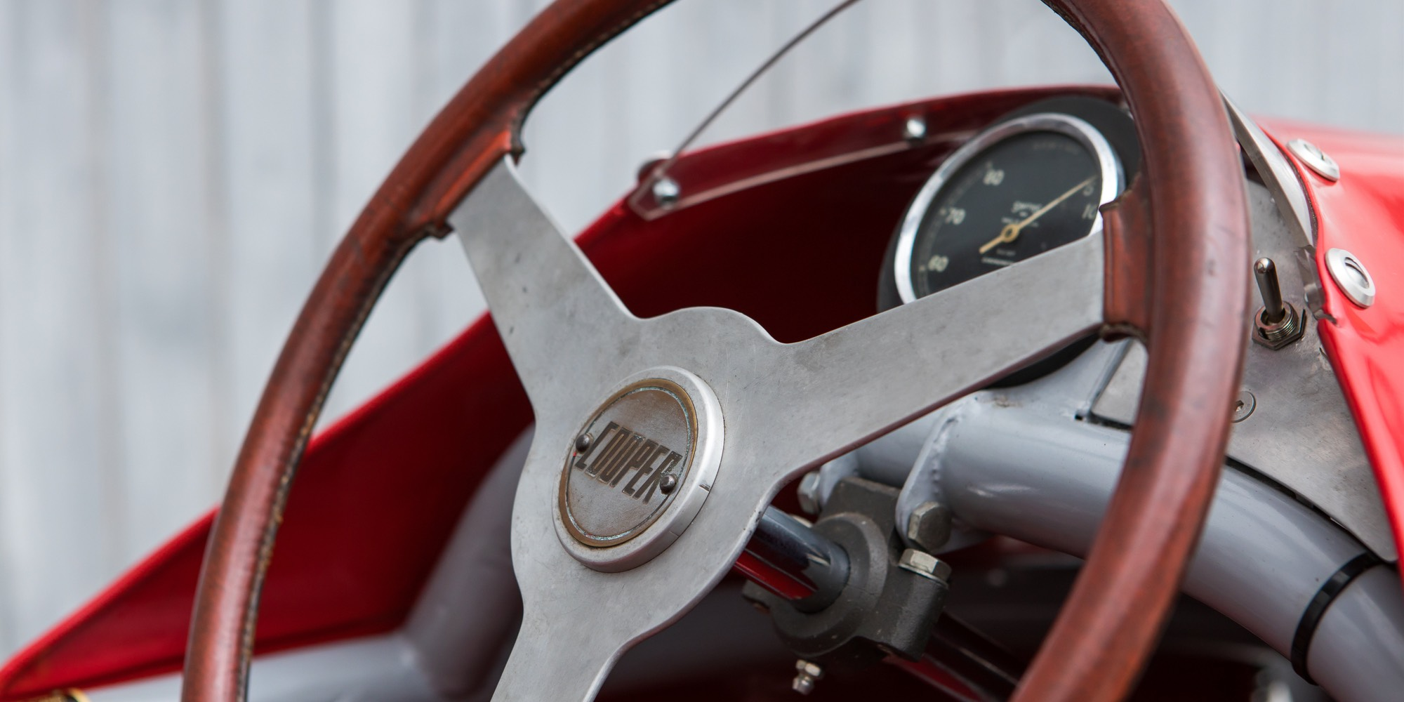 The Ex – Trevor Taylor 1957 Cooper Mk XI JAP 998cc Supercharged V-Twin