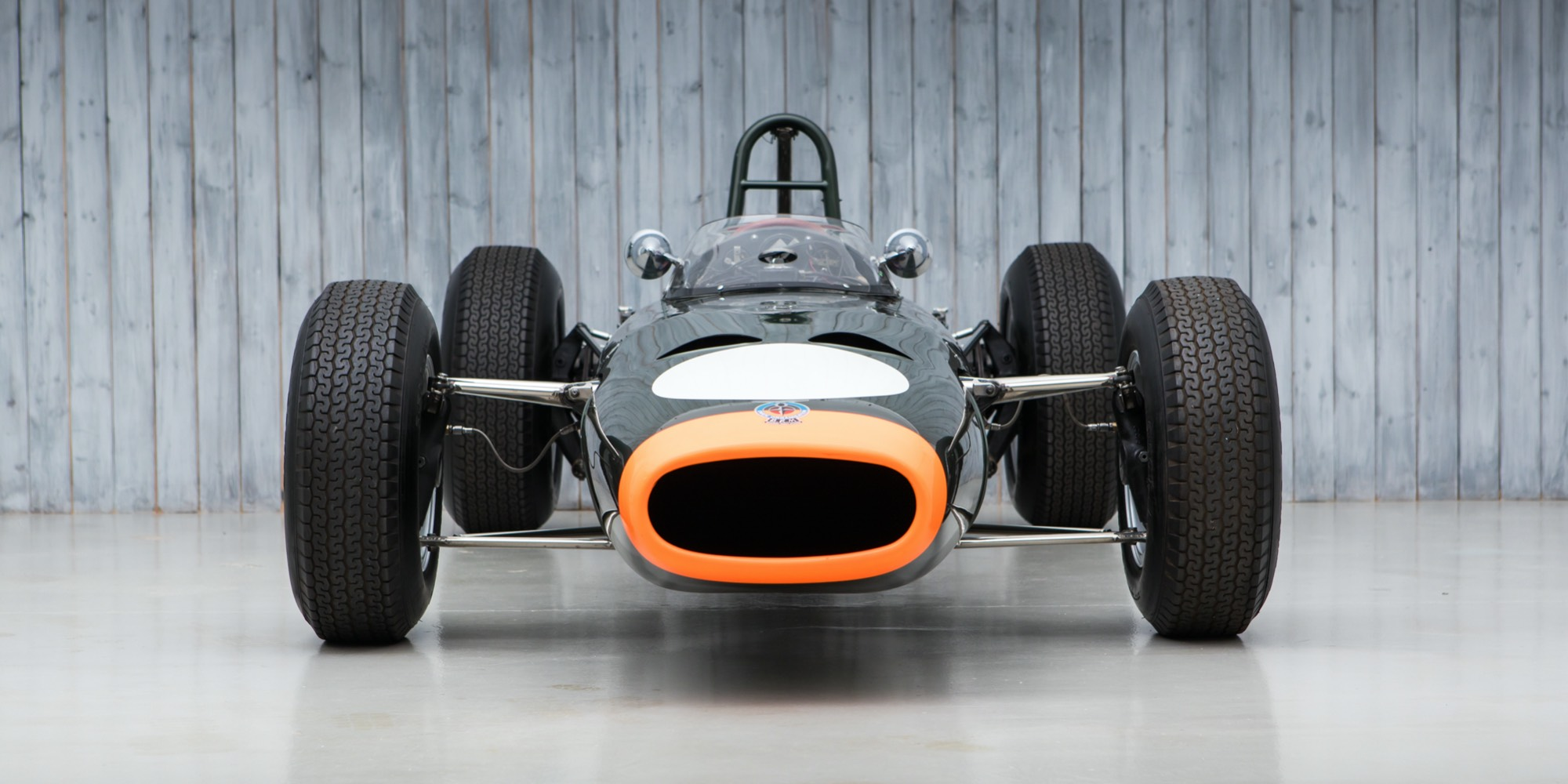 The Ex – Graham Hill, Prototype, 1.5 Litre V8 Formula 1 1964 BRM P261