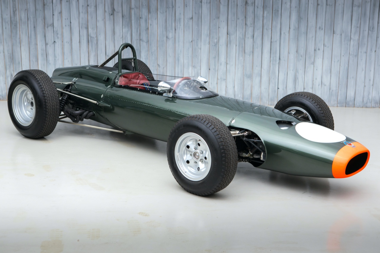The Ex - Graham Hill, Prototype 1964 BRM P261 Formula 1 For Sale at William I'Anson Ltd