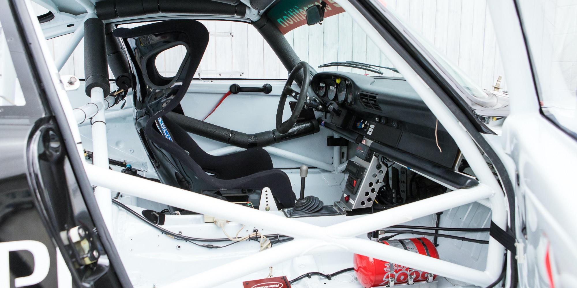 The Ex – Larbre Competition, Sony PlayStation, Multiple Le Mans 24 Hours 1997 Porsche 993 GT2 Evo