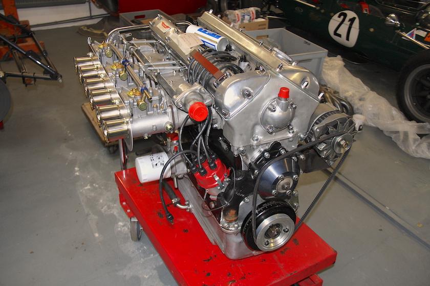 Jaguar E-Type 3.8 Litre FIA Race Engine For Sale at William I'Anson Ltd