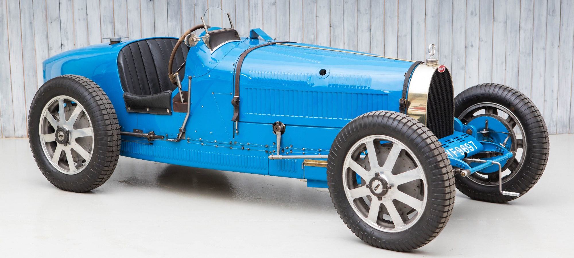 The Ex - Charlie Manders, Redmond Gallagher, With Documented Pre-War Competition History 1926 Bugatti Type 35A to 35B