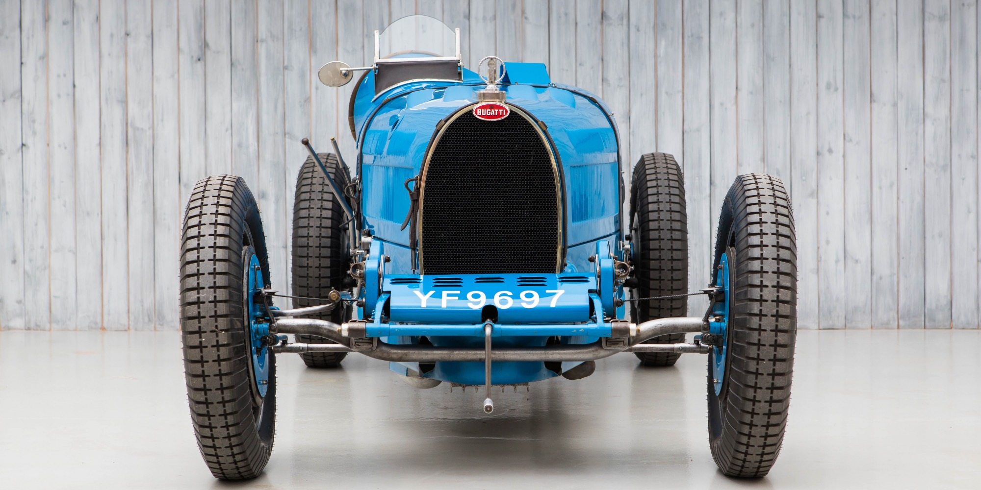 The Ex – Redmond Gallagher, U.S.R. 1926 Bugatti Type 35A to 35B