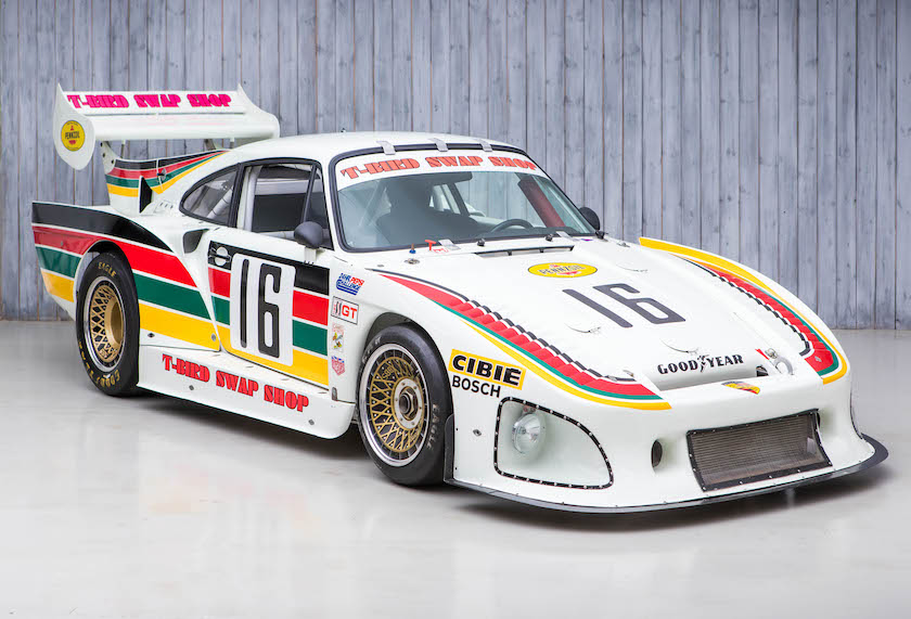 The 3rd in the Sebring 12 Hours 1979 Porsche 935 For Sale at William I'Anson Ltd