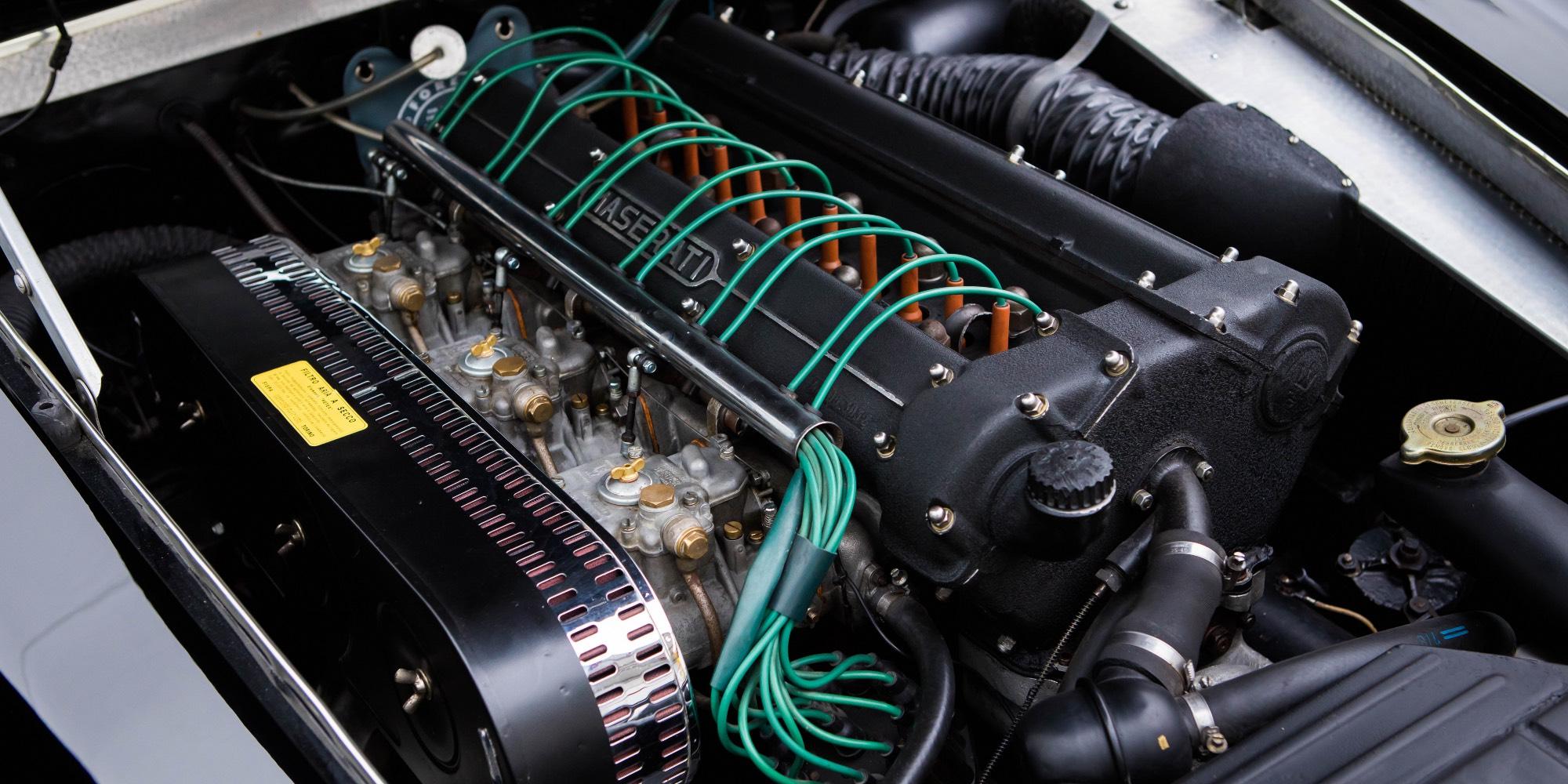 1960 Maserati 3500 GT