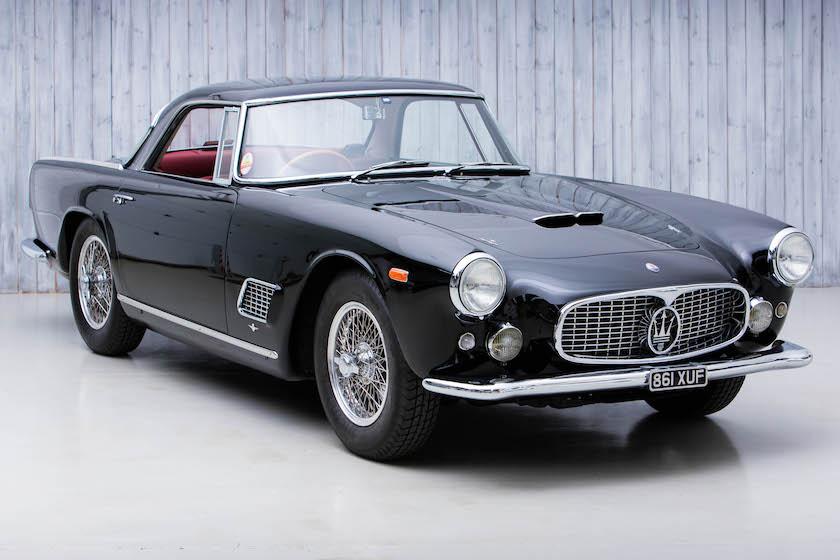 1960 Maserati 3500 GT For Sale at William I'Anson Ltd