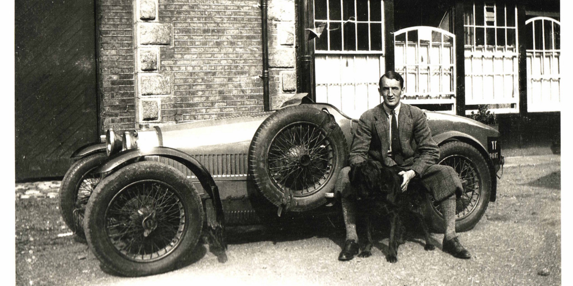 The Ex – Charlie Manders, Redmond Gallagher, With Documented Pre-War Competition History 1926 Bugatti Type 35A to 35B