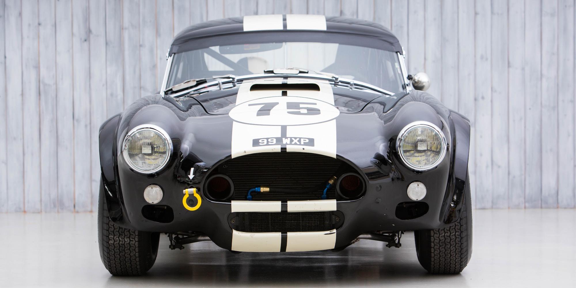 The Multiple Championship Winning 1964 Shelby Cobra 289