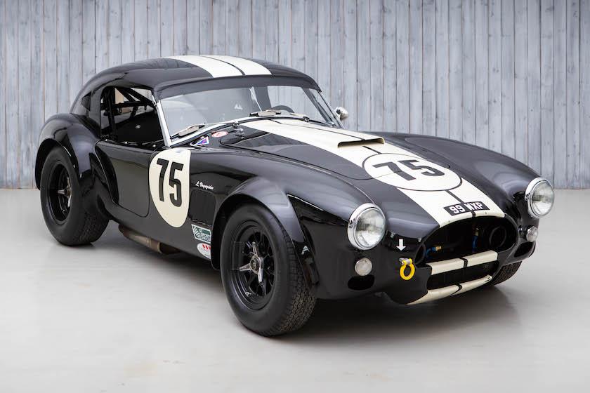 The Multiple Championship Winning Leo Voyazides 1964 AC Shelby Cobra 289 For Sale at William I'Anson Ltd