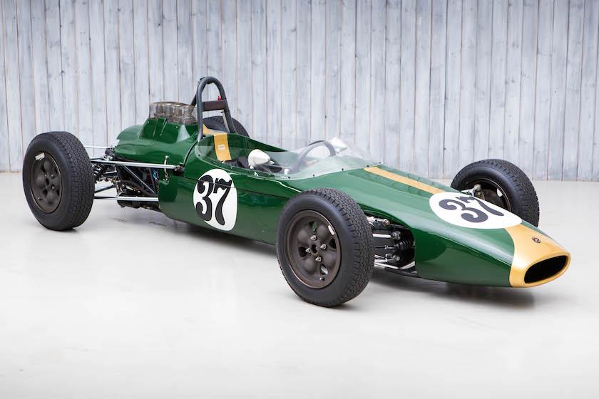 The Ex - Dennis O'Sullivan 1964 Brabham BT10 Cosworth Formula 2 For Sale at William I'Anson Ltd