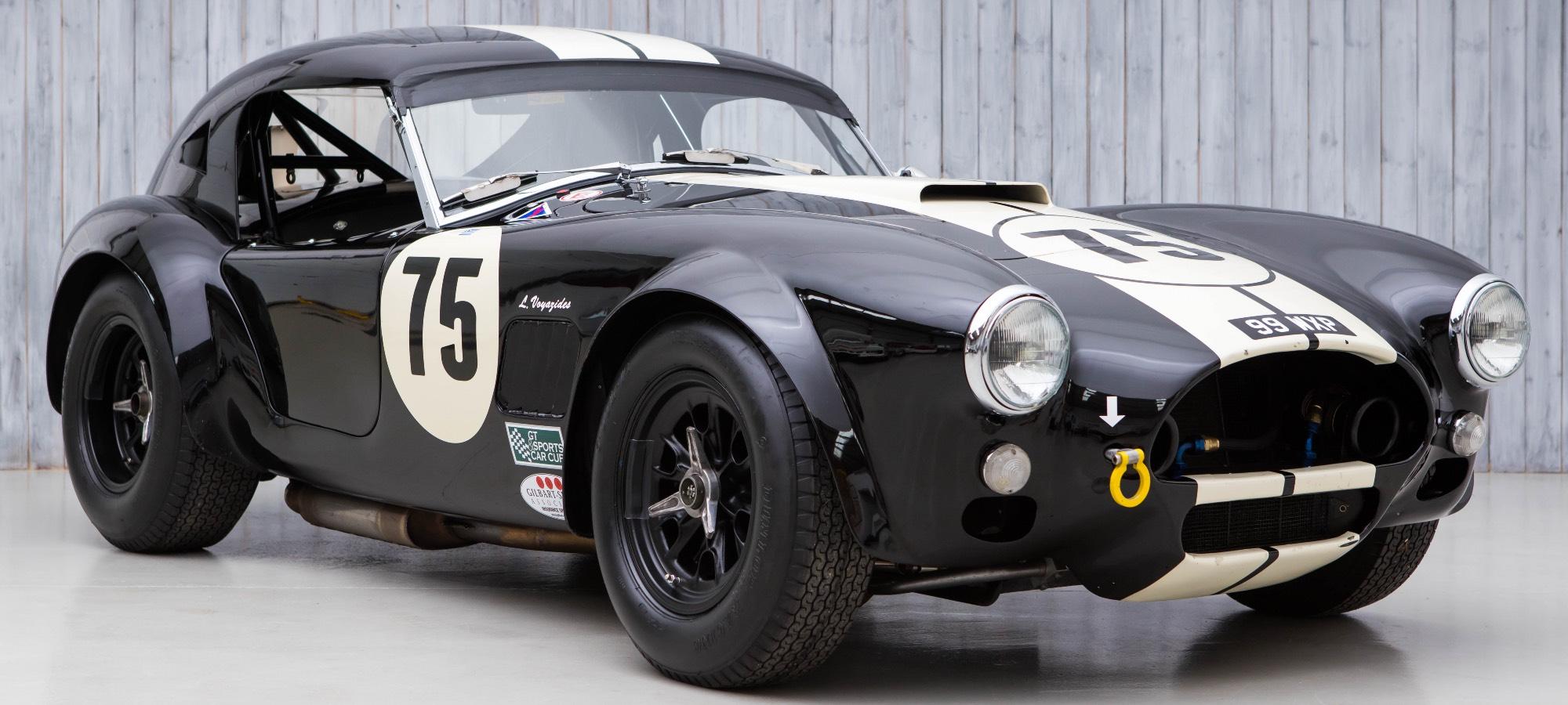 The Multiple Historic Championship Winning 1964 Shelby Cobra 289