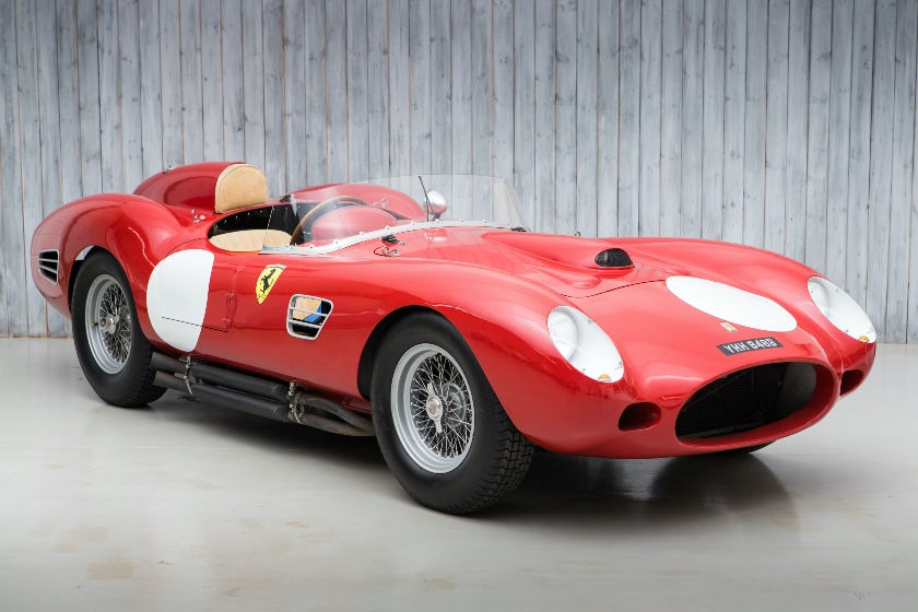 The Ex - Shell, Donald Campbell CBE, Alistair Walker 1964 Ferrari 330 For Sale at William I'Anson Ltd